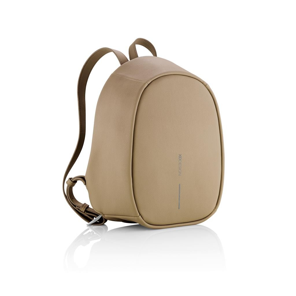 Bobby Elle anti-theft backpack, brown