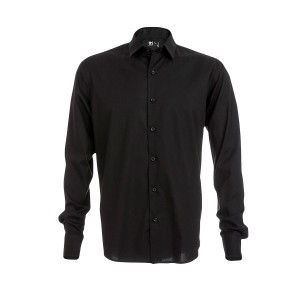 PARIS. Men's poplin shirt
