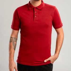 BERLIN. Men's polo shirt