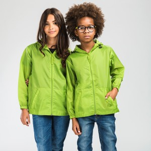 DUBLIN KIDS. Children's windbreaker