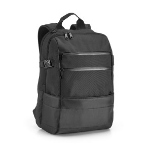 ZIPPERS. Laptop backpack