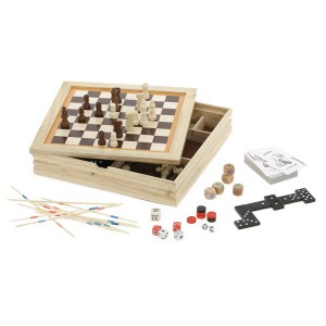 7-in-1 game set