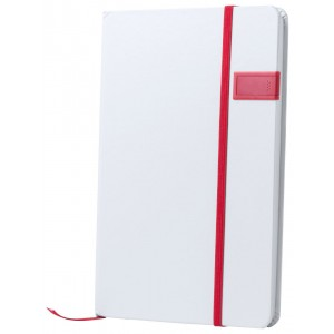 notebook with USB memory