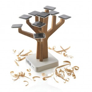 Solar Suntree 1.350mAh, brown