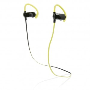 Wireless sport earphone, black