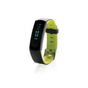 Activity tracker Pulse Fit, green
