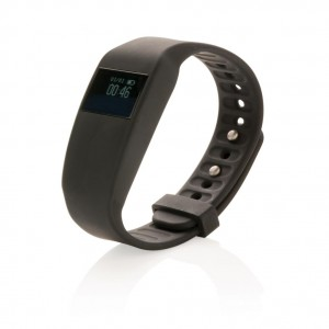 Swiss Peak activity tracker with dynamic HR