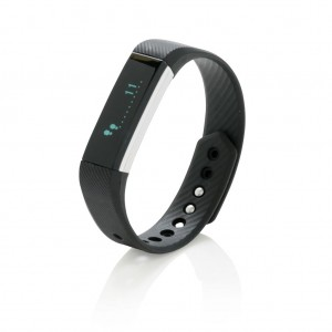 Activity tracker Smart Fit, black