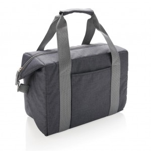 Tote & duffle cooler bag, grey