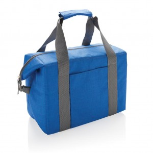 Tote & duffle cooler bag, blue