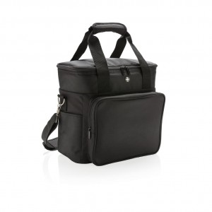 Swiss Peak cooler bag, black