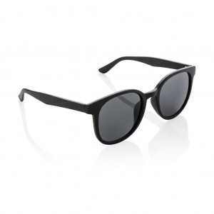 ECO wheat straw fiber sunglasses, black