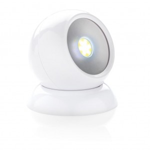 COB 360 light, white