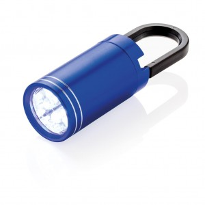 Pull it LED torch, blue