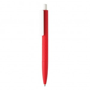 X3 pen smooth touch, red
