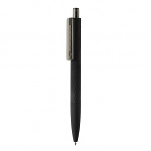 X3 pen, black smooth touch, black
