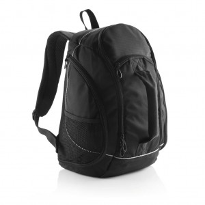 Florida backpack PVC free, black