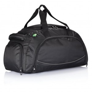 Florida sports bag PVC free, black