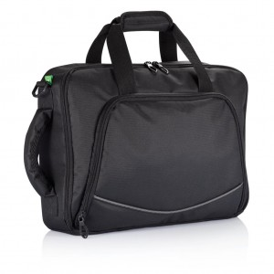 Florida laptop bag PVC free, black