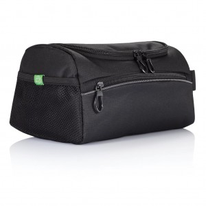 Florida toilet bag PVC free, black