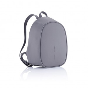 Bobby Elle anti-theft backpack, dark grey
