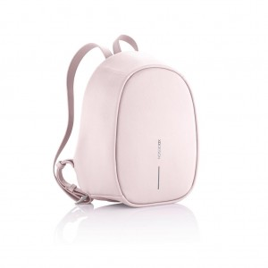 Bobby Elle anti-theft backpack, pink