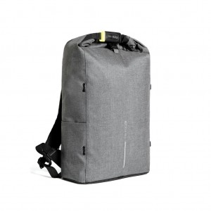 Bobby Urban Lite anti-theft backpack, grey