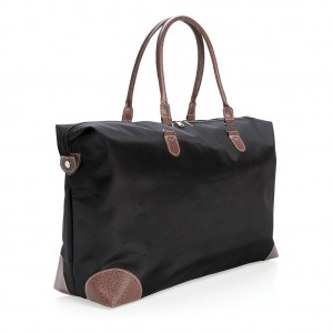 Travel weekend bag, black