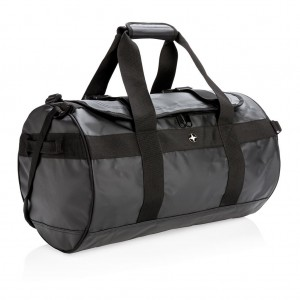 Swiss Peak duffle backpack, black