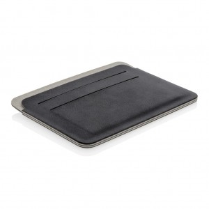 Quebec RFID safe cardholder, black